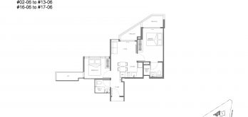 neu-at-novena-floor-plan-2-bedroom-a3-singapore